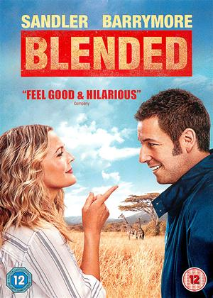 Rent Blended Online DVD Rental