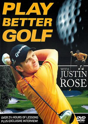 Play Better Golf with Justin Rose Online DVD Rental
