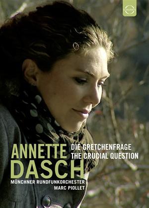 Rent Annette Dasch: The Crucial Question Online DVD Rental