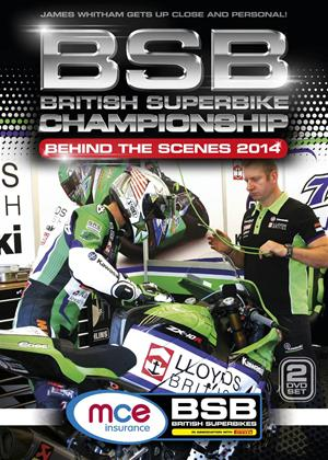 British Superbike: Behind the Scenes Online DVD Rental