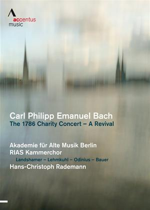 The 1786 Charity Concert: A Revival Online DVD Rental