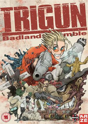 Rent Trigun: Badlands Rumble Online DVD Rental