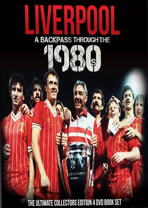 Rent Liverpool FC: A Backpass Through the 1980s Online DVD Rental
