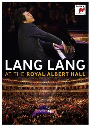 Rent Lang Lang at the Royal Albert Hall Online DVD Rental