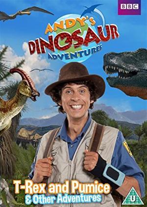 Rent Andy's Dinosaur Adventures: Vol.1 Online DVD Rental
