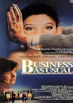 Business as Usual Online DVD Rental