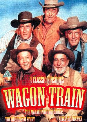 Wagon Train Online DVD Rental