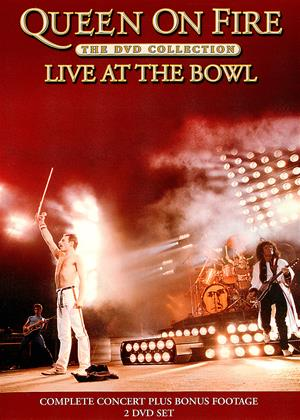 Rent Queen: On Fire: Live at the Bowl Online DVD Rental