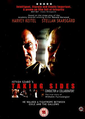 Taking Sides Online DVD Rental
