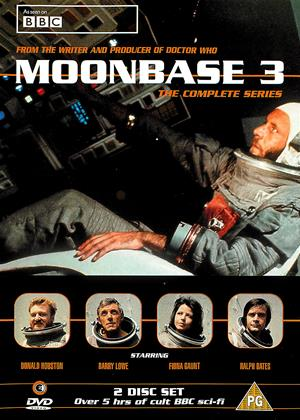 Rent Moonbase 3: The Complete Series Online DVD Rental