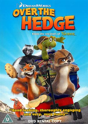 Over the Hedge Online DVD Rental