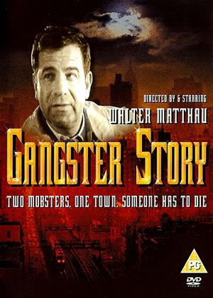 Rent Gangster Story Online DVD Rental