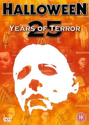 Rent Halloween: 25 Years of Terror Online DVD Rental