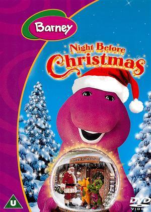 Barney's Night Before Christmas Online DVD Rental