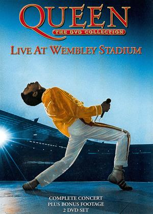 Queen: Live at Wembley Stadium Online DVD Rental