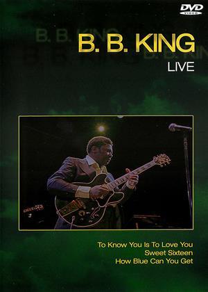 B.B. King: Live Online DVD Rental