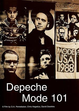 Rent Depeche Mode: 101 Online DVD Rental