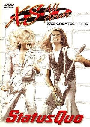 Rent Status Quo: XS All Areas: Greatest Hits Online DVD Rental
