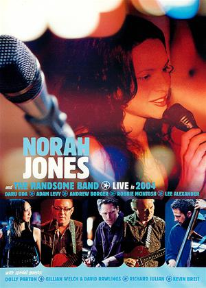 Rent Norah Jones: And the Handsome Band: Live in 2004 Online DVD Rental