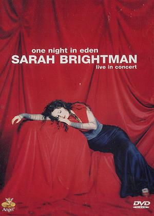 Sarah Brightman: One Night in Eden Online DVD Rental