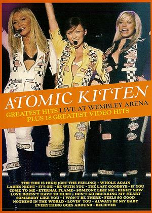 Rent Atomic Kitten: Greatest Hits: Live at Wembley Online DVD Rental