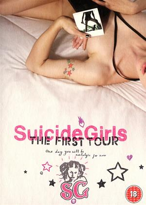 Suicide Girls: The First Tour Online DVD Rental