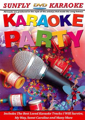 Sunfly Karaoke: Party Online DVD Rental