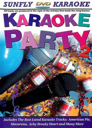 Sunfly Karaoke: Party 2 Online DVD Rental