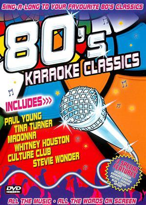 Rent 80s Karaoke Classics Online DVD Rental