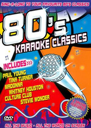 80s Karaoke Classics Online DVD Rental