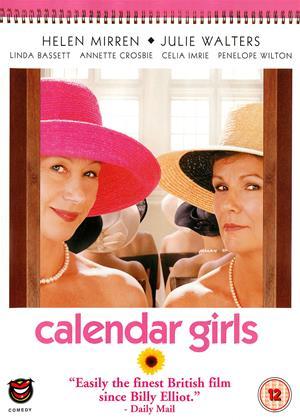 Calendar Girls Online DVD Rental
