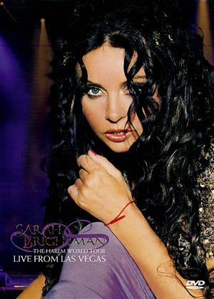 Sarah Brightman: Live from Las Vegas: The Harem World Tour Online DVD Rental