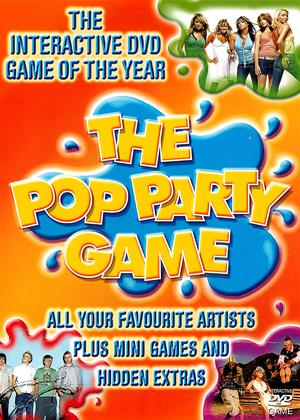 Pop Party Game Online DVD Rental