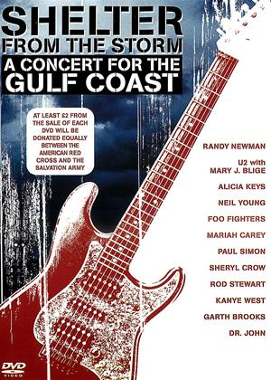 Shelter from the Storm: A Concert for the Gulf Coast Online DVD Rental