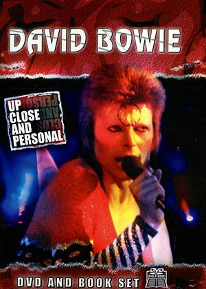 David Bowie: Up Close and Personal Online DVD Rental