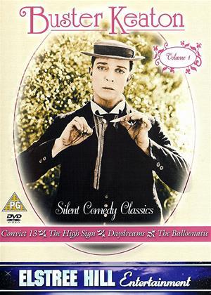 Buster Keaton: Vol.1 Online DVD Rental