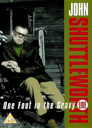 Rent John Shuttleworth: One Foot in the Gravy Online DVD Rental