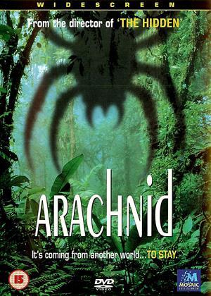 Arachnid Online DVD Rental
