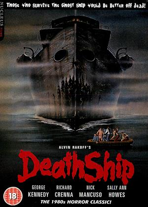 Death Ship Online DVD Rental