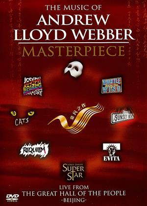 Rent Andrew Lloyd Webber: Masterpiece Online DVD Rental