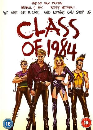 Class of 1984 Online DVD Rental