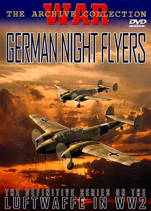 War Files: German Night Flyers of World War II Online DVD Rental