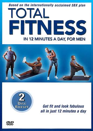 Total Fitness for Men Online DVD Rental