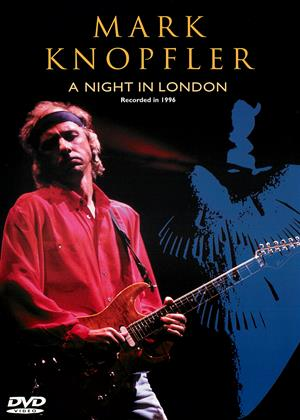 Rent Mark Knopfler: Night in London Online DVD Rental
