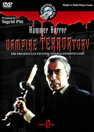 Hammer Horror Interactive DVD Game Online DVD Rental