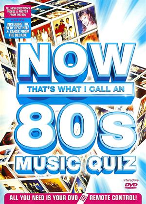 Now That's What I Call a Music Quiz: The 80s Online DVD Rental