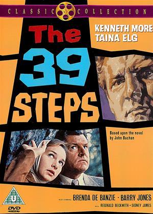Rent The 39 Steps Online DVD Rental