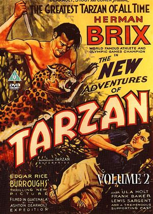 Rent The New Adventures of Tarzan: Vol.2 Online DVD Rental