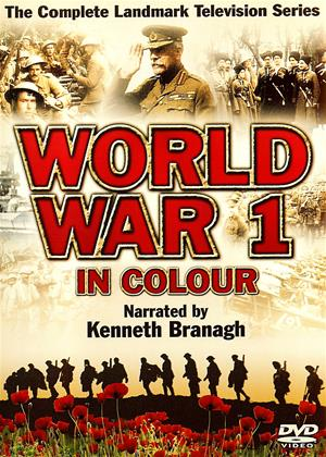World War 1 in Colour Online DVD Rental