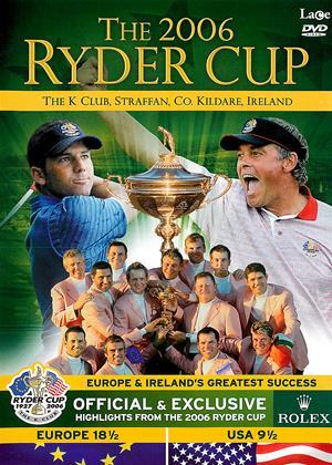 Ryder Cup 2006 Online DVD Rental